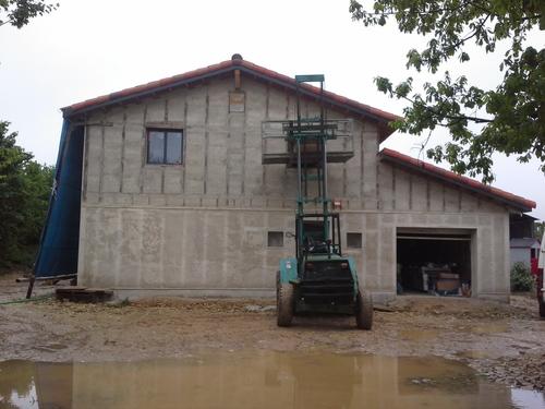Solivage Etage: 2 Mai 2015