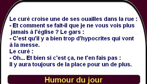 Humour du Dimanche
