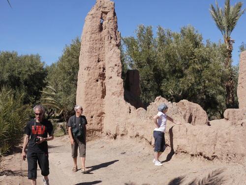 D'Essaouira à Marrakech