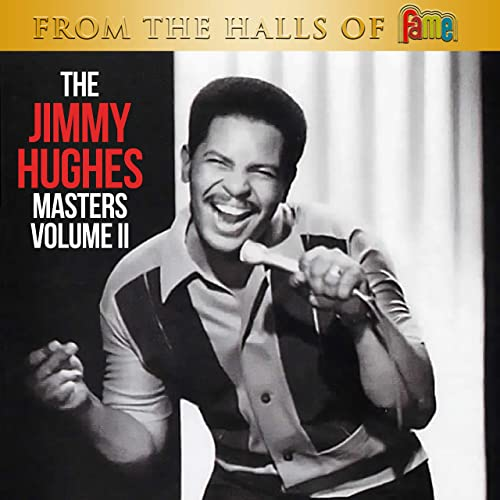 """Jimmy Hughes : Album """" Steal Away """" Vee-Jay Records VJLP-1102 [ US ]"""