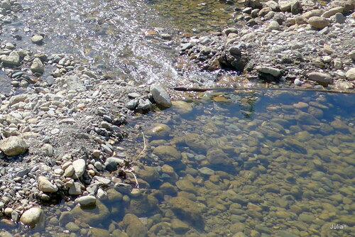Les cailloux de la rivière ... (1)