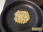 Galettes de courgette et quinoa