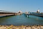 Débarcadère - ferry île de groix
