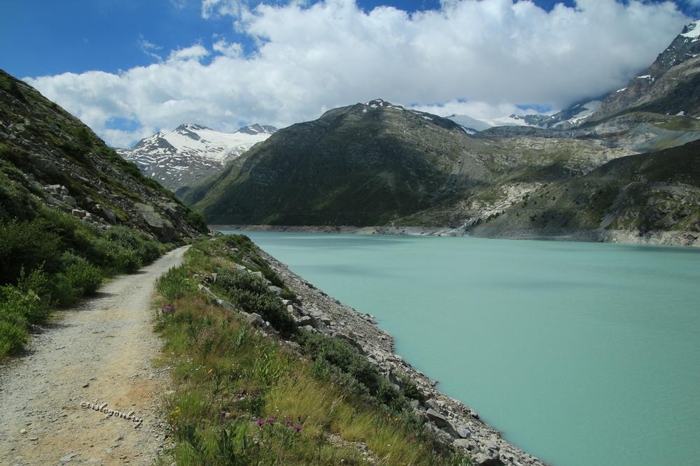 Lac de Mattmark