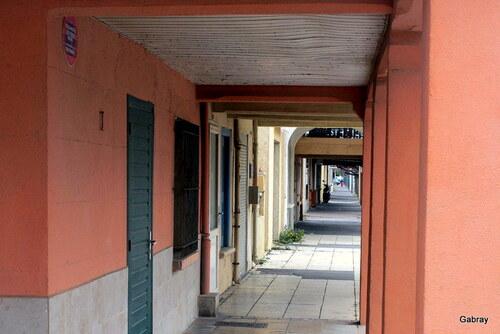 Au Barcarès: les couverts