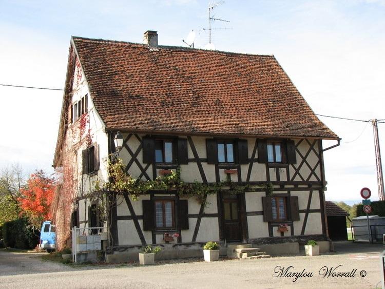 Sundgau : Hirtzbach