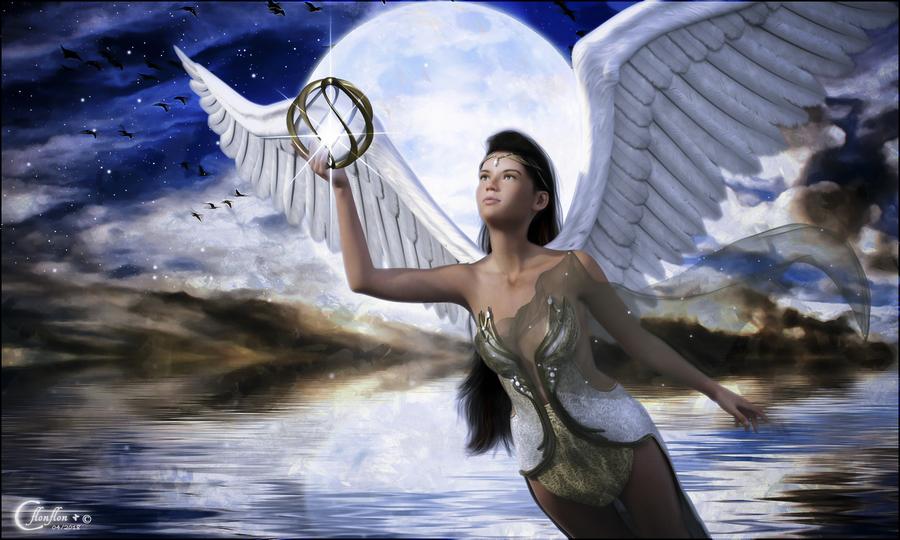 Lune d'Ange