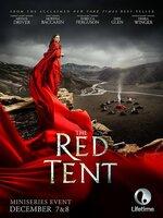 Dinah, la fille du patriarche Jacob dans le livre de la Genèse, vit une enfance heureuse à l'intérieur de la tente rouge, où les dames de sa tribu se réunissent et partagent les traditions et les troubles de la femme antique...