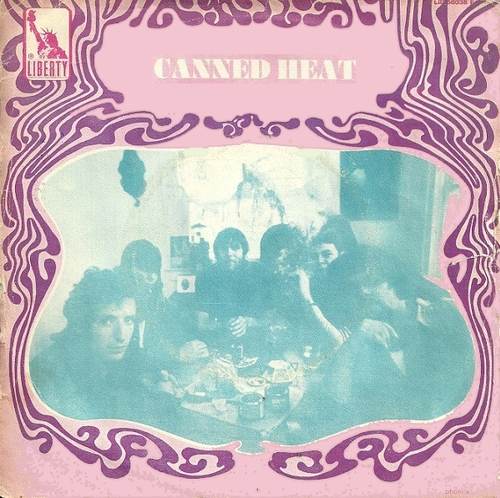 """Canned Heat : Album """" Canned Heat """" Liberty Records LST-7526 [ US ]"""