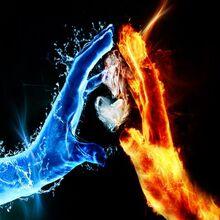 """Résultat de recherche d'images pour """"ice and fire hd wallpaper"""""""