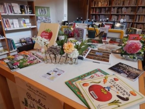 table thématique Le Jardin mai 2014 (4)