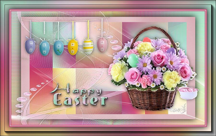 Happy Easter De Leni Diniz