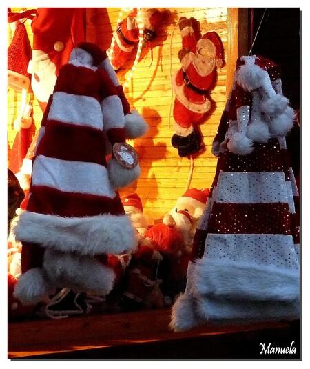 Marché de Noël de Mulhouse 1/2.
