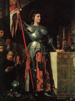 Ste Jeanne d'Arc