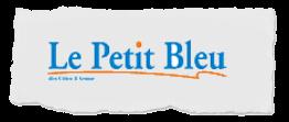 LES ARTICLES DU PETIT BLEU