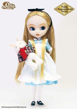 Fantastic Alice - Regeneration