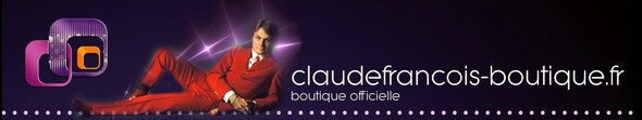 Claude François boutique