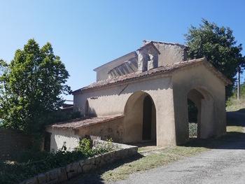 La chapelle du Cuinier