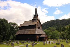 006-stavkirke de Kaupanger