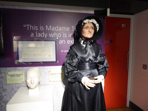 Angleterre,  Londres, Madame Tussauds (4)