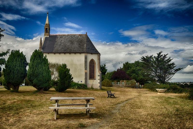 2016.08.07 Chapelle Notre Dame de l'Espérance (Etables sur Mer) Bretagne
