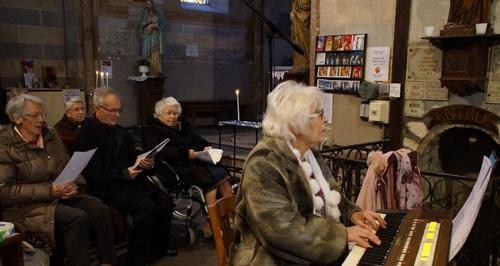 Messe avec les familles du 14 Janvier