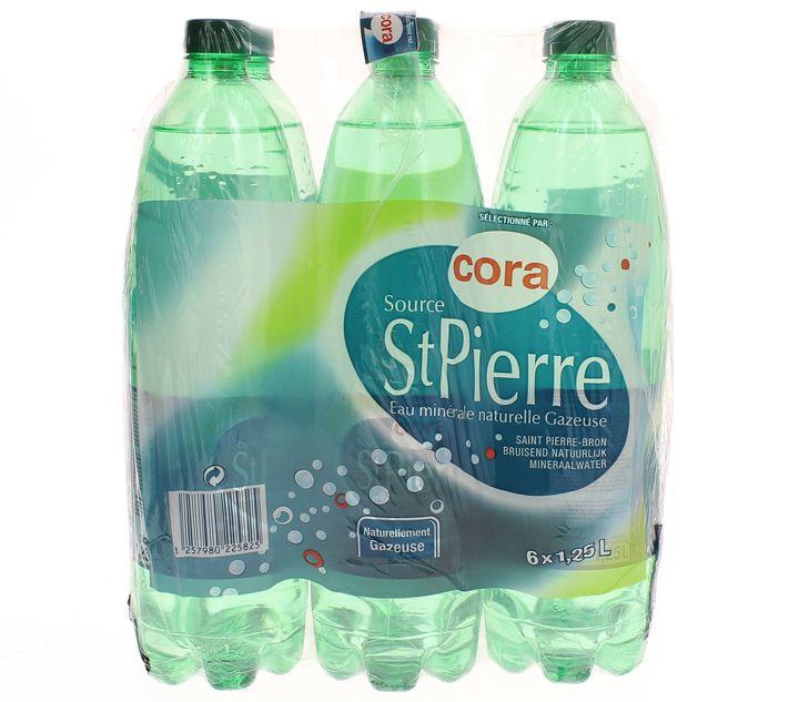 Polluants eau Cora
