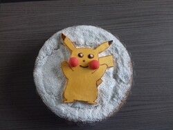 Anniversaire thème Pikachu