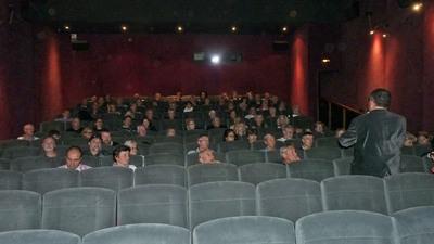 """Un beau succès pour la projection du film """" La Trace """""""