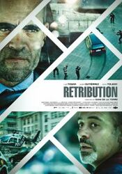 Affiche Retribution (BIFFF 2016)