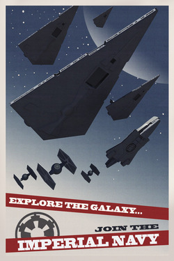 Star Wars Propaganda - Pablo Hidalgo