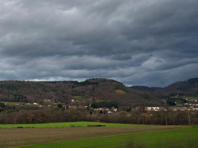 Ciel d'automne dans l'Est 10 mp1357 2010
