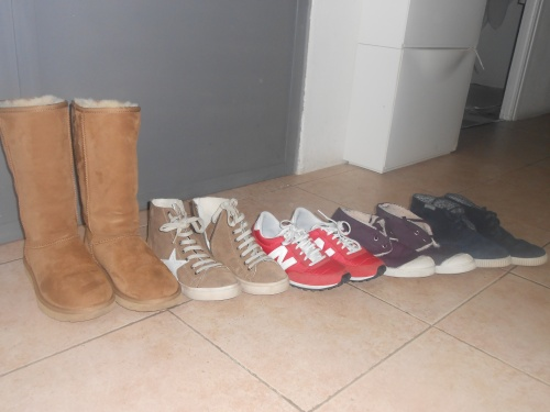Chaussures...
