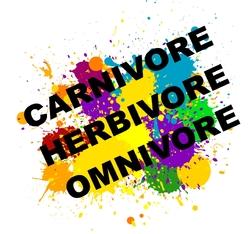 Mémo Herbivore Carnivore Omnivore
