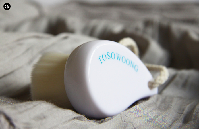Brosse Tosowoong, mon avis et un concours!