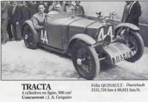 Tracta (1927-1934)