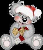 PNG képek: Karácsonyi fugurák