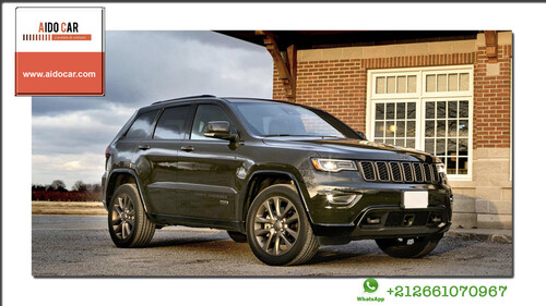 Location de voiture à Casablanca – Le Jeep Grand Cherokee