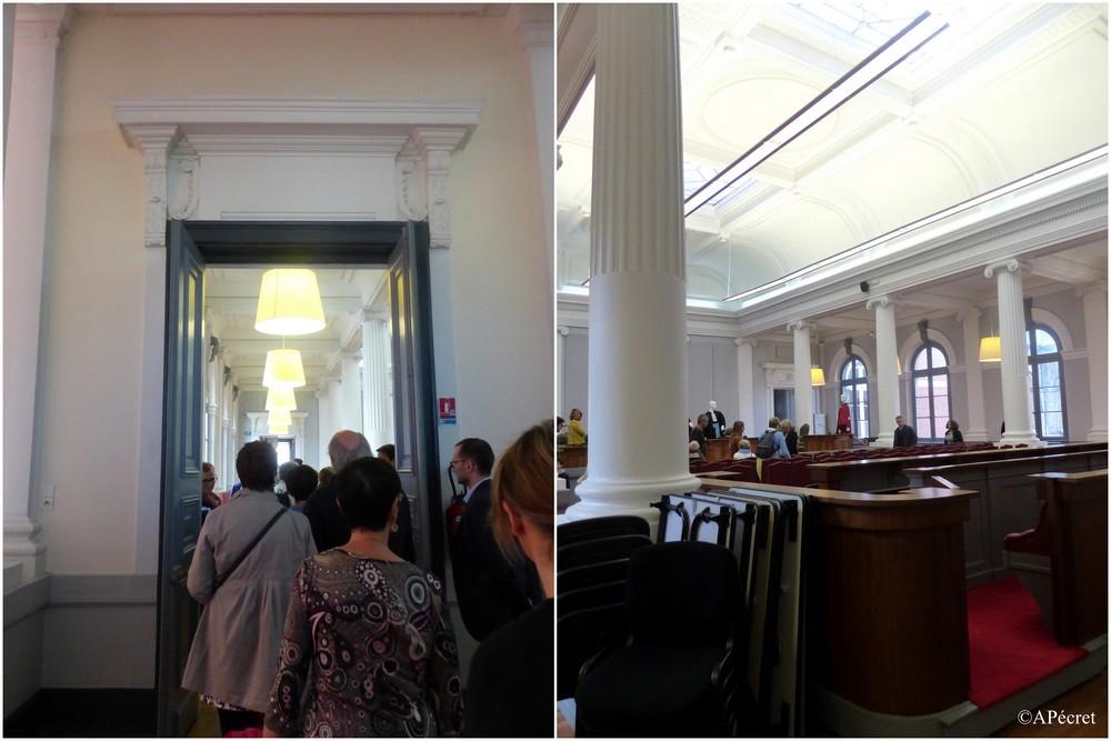 Lle Palais de Justice d'Amiens