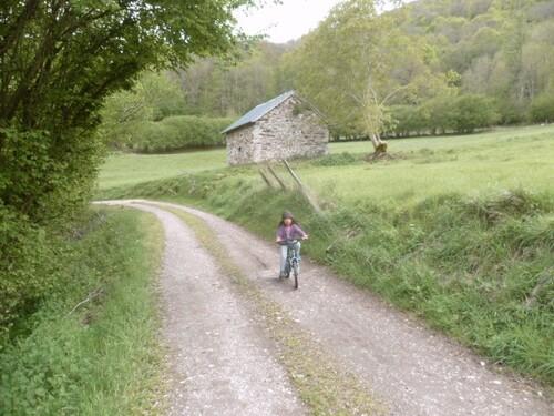VTT : boucle d'Esbareich (Barousse) - 65