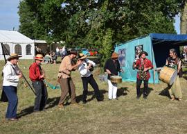 La Banda Tchok - Troupe bretonne festive