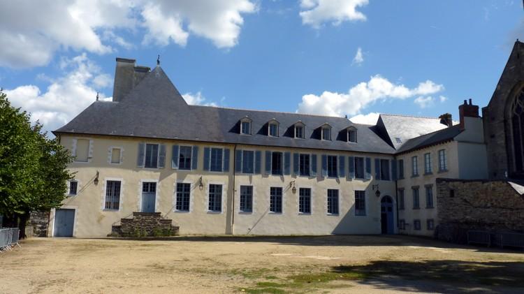 Ancien prieuré des Bénédictins