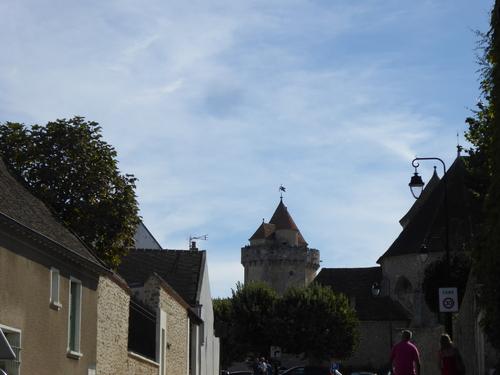 Journée du patrimoine au château de Blandy-les-tours (77)