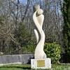 MONTJOI 2019 03 05 photo mcmg82 statue de de Rolland MASSON (2008-2009)