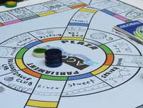 Une partie de Monopoly
