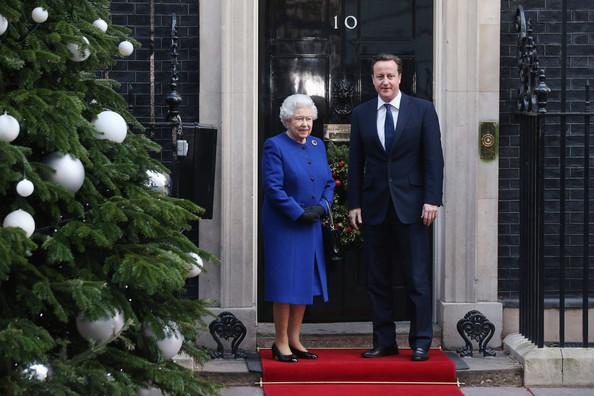 Elizabeth au conseil des ministres