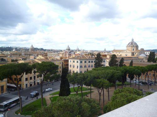 Virée à ROME !