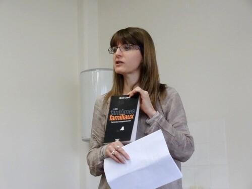 """""""La Psychogénéalogie"""" une conférence proposée par l'Amicale des Anciens Elèves du Lycée Désiré Nisard"""