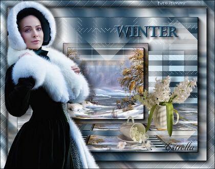 A beautiful winter day