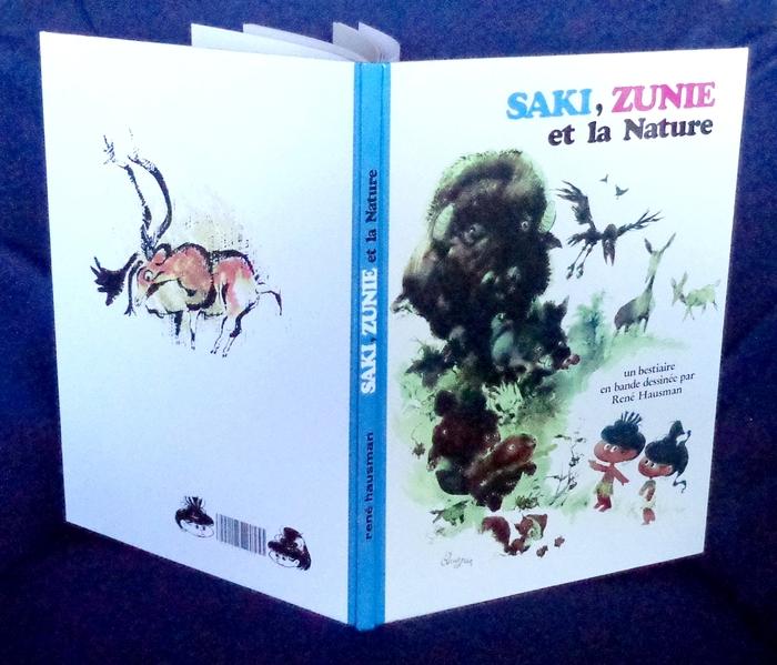 Saki, Zunie et la Nature